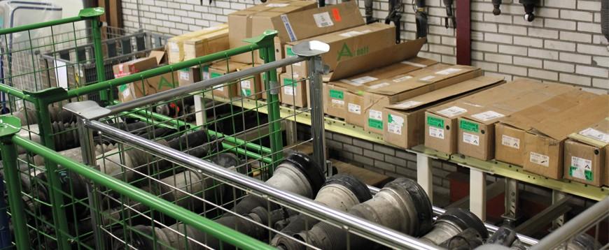 Arnott leva gama de suspensão pneumática à Motortec