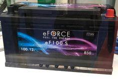 eForce a marca própria de baterias da Auto Delta já no mercado