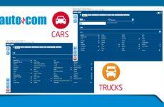 Disponível nova actualização de software AUTOCOM CDP+