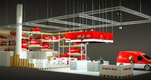 Herth+Buss apresenta novidades na Automechanika