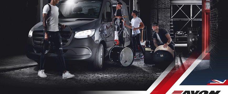 Avon lança novo pneu para furgões