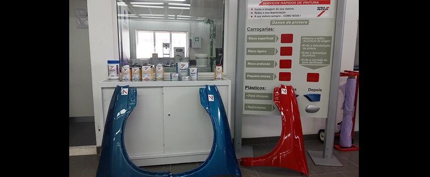Axalta promove formação sobre repintura automóvel