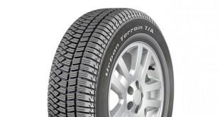 BFGoodrich comercializa novo pneu para SUV e crossovers urbanos