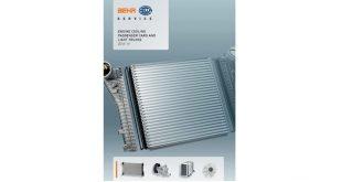 Behr Hella Service tem novo catálogo de componentes de refrigeração