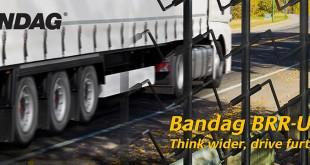 Bandag lança novo piso para transporte regional