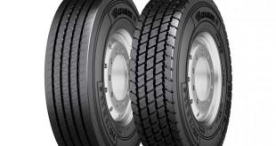 Novos tamanhos de pneus Barum para eixos de direção e motor
