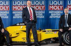 Liqui Moly entra na Fórmula 1