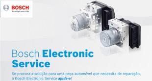 Bosch lança portal para reparação de peças eletrónicas