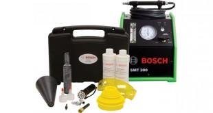 Videos explicativos sobre o equipamento de teste de fugas Bosch SMT 300A