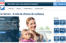 Bosch Car Service renova imagem nas plataformas digitais