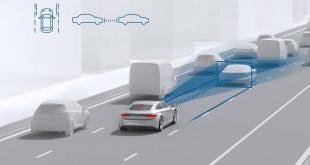 Bosch acelera desenvolvimento de sistemas de assistência ao condutor
