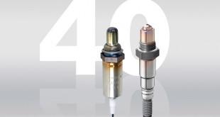 40 anos de sondas lambda na Bosch