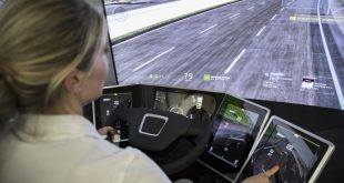 """Bosch """"VisionX"""" mostra como serão os camiões em 2026"""
