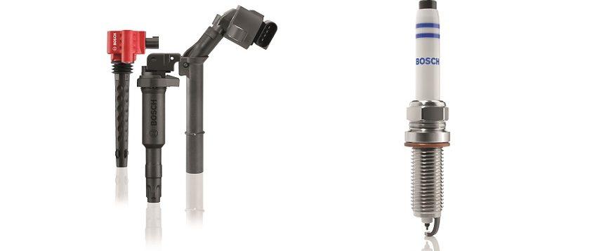 Bosch aumenta portfólio de velas de ignição