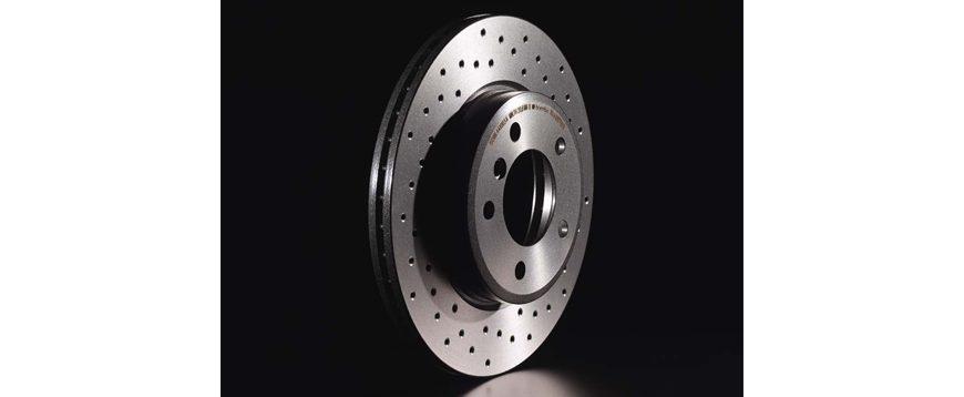 Discos e tambores de travão da Brembo cumprem norma ECE-R90