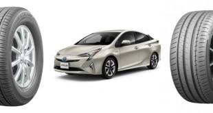 Bridgestone Ecopia e Turanza equipam novo Toyota Prius