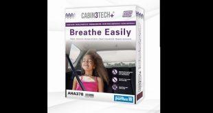 Sogefi disponibiliza nova gama de filtros Cabin3Tech +