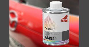 Cromax lança novo aditivo colorido para verniz
