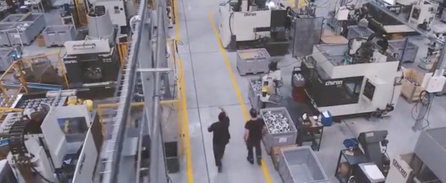Industrias Dolz tem novas instalações