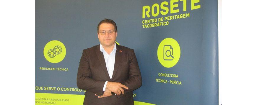Rosete apresenta solução económica de análise tacográfica no Expomecânica
