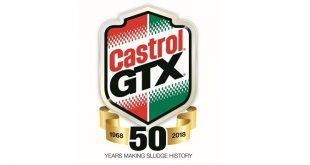 Castrol GTX celebra 50.º aniversário