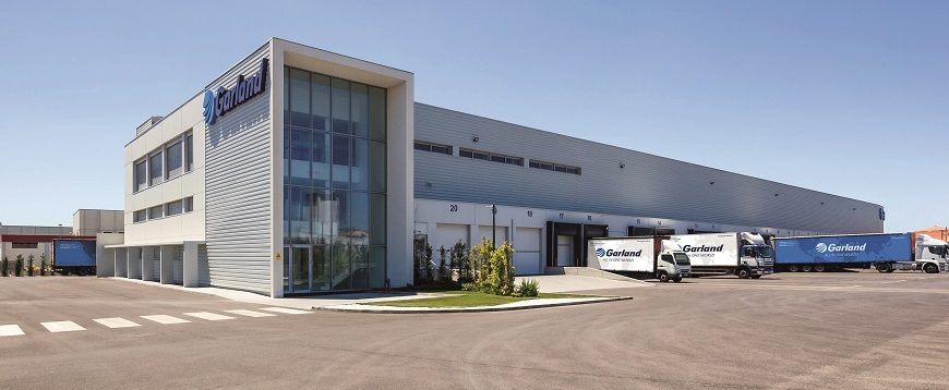 Garland Transport Solutions é a nova empresa do Grupo Garland