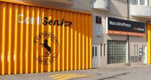 Marcolino Pneus é o novo agente ContiService em Aveiro