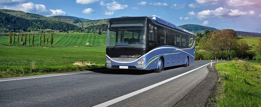IVECO BUS apresenta Crossway NaturalPower
