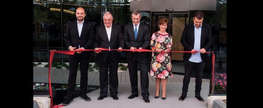 Irizar e-mobility: Inauguração da primeira fábrica europeia de eletromobilidade