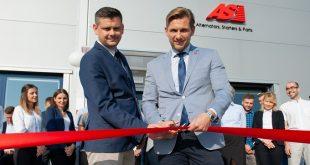 AS-PL inaugura novo edifício de escritórios e armazém