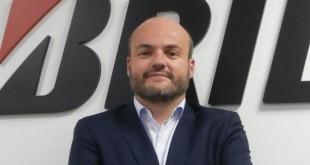 David Almazán novo diretor de produtos comerciais da Bridgestone