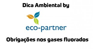 Dica Ambiental Eco-Partner: Obrigações nos gases fluorados