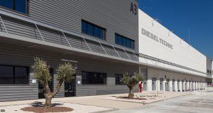 Diesel Technic Iberia muda de instalações