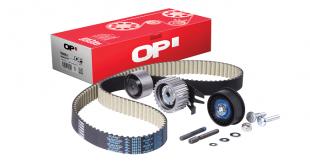 Componentes do sistema de distribuição Open Parts