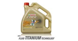 Castrol anuncia vantagens da tecnologia Fluid TITANIUM