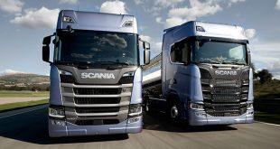 Scania apresenta nova gama de camiões (com fotos e vídeo)