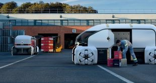 Renault apresenta protótipo EZ-PRO