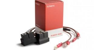 Elparts com limitador de picos de voltagem para lâmpadas H7