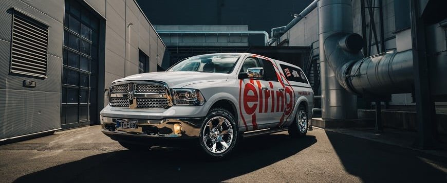 Elring levou camião de formação e serviços online à Automechanika