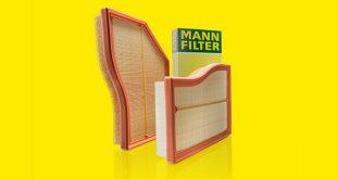 MANN-FILTER lança filtros de ar flexíveis