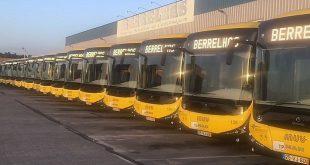 Berrelhas e Camionagem Lda complementa frota com autocarros MAN