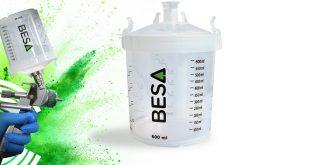 BESA apresenta nova solução de aplicação de pintura
