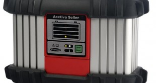 """Novo carregador de baterias Fronius """"Acctiva Seller"""""""