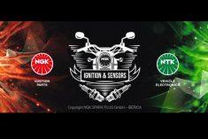 NGK NTK lança página no Facebook