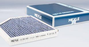 Meyle lança novos filtros de cabine