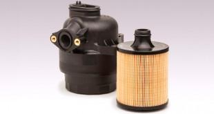 Sogefi desenvolve filtro de óleo mais leve para o motor 4.0l V8 TDI da Audi