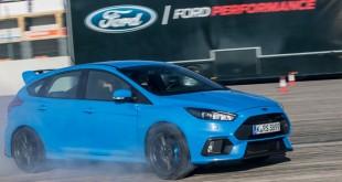 Michelin em exclusivo no novo Ford Focus RS