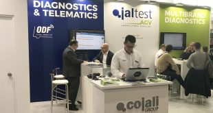 Jaltest Telematics leva Taller 4.0 à Automechanika