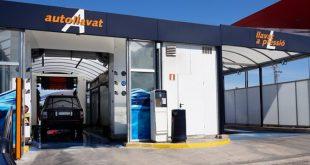 Repsol escolhe Istobal para manutenção e fornecimento dos equipamentos de lavagem