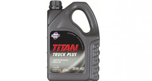 Fuchs reformula Titan Truck Plus